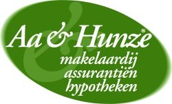 Logo Aa & Hunze makelaardij